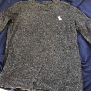 Abercrombie sweater very soft and comfy